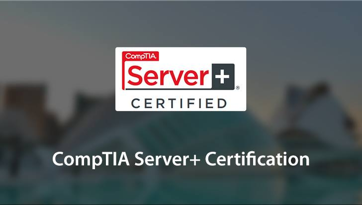 PluralSight Comptia Server+