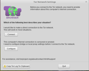 ISP block Tor Network fix | IT Systems